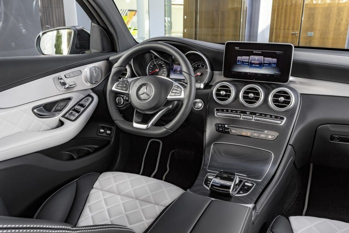 Mercedes GLC Coupe 2017 (31)