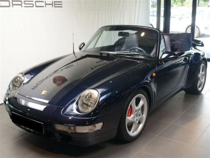 Porsche 911 993 Turbo Cabriolet for sale (4)