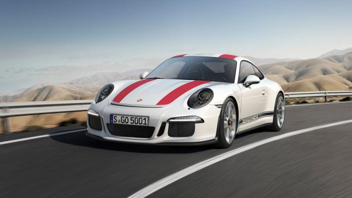 Porsche 911 R 6
