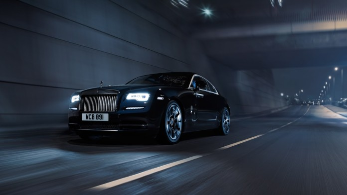 Rolls-Royce Black Badge Edition 2
