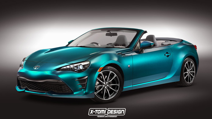 Toyota GT86 Convertible2