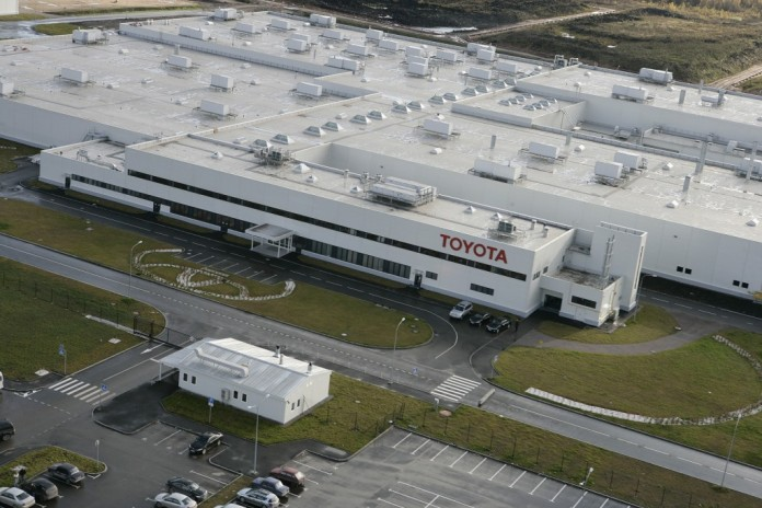 Toyota-Russia-plant