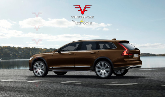 Volvo V90 Cross Country 2