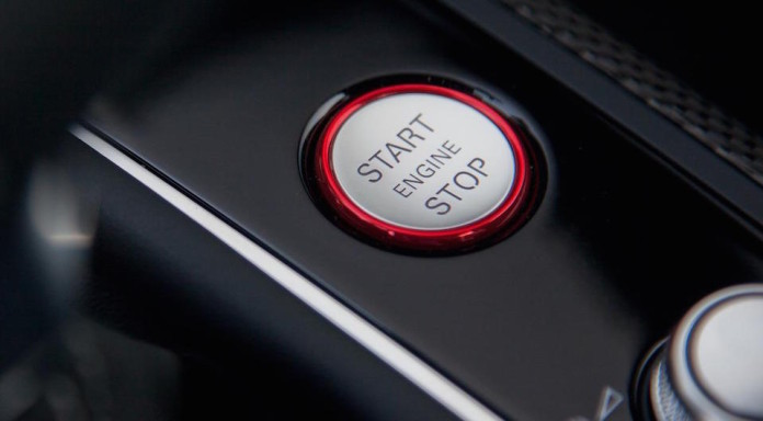 keyless start stop engine