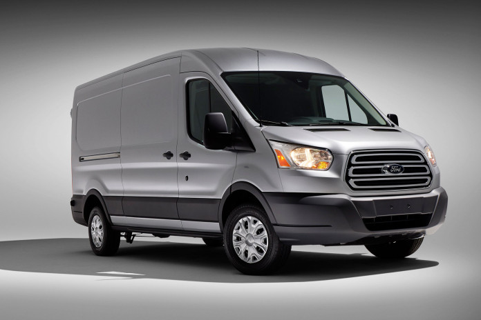 2014-Ford-Transit-three-quarters-view