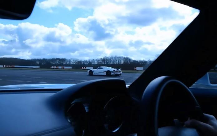 Agera N Vs SLS AMG