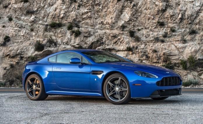 Aston Martin V8 Vantage GTS 8