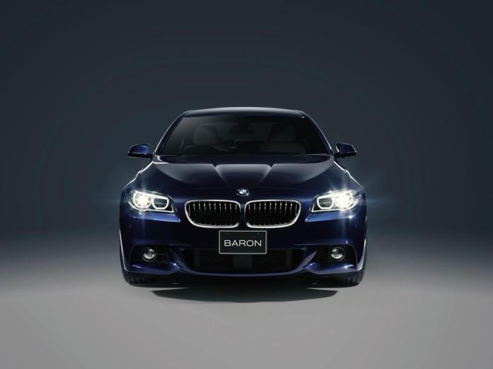 BMW 523d BARON (4)