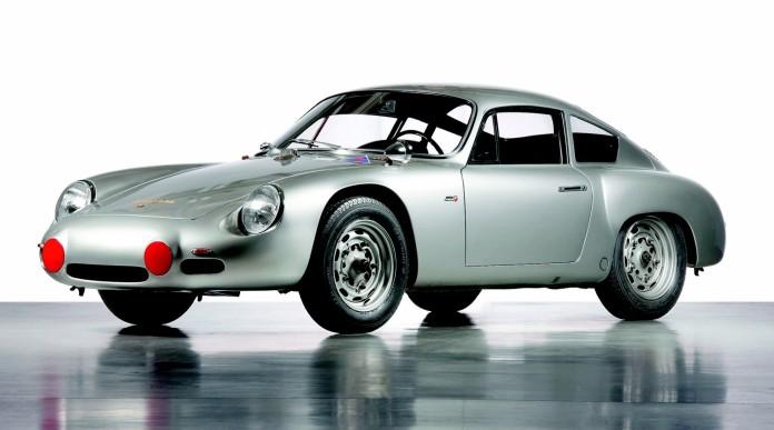 Franco Scaglione Porsche 356B Abarth Carrera GTL 1