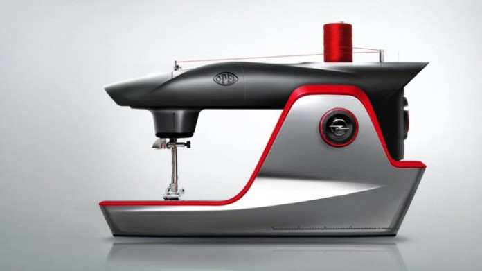 Opel-sewing-Machine