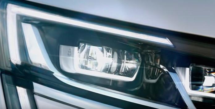 Teaser Renault Koleos 2017