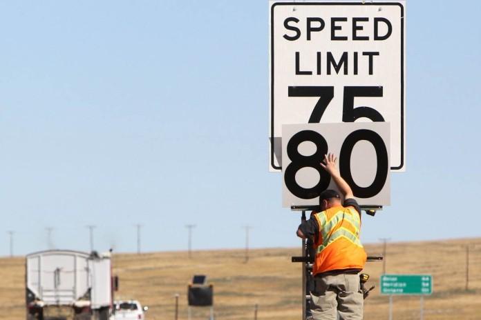 USA Speed limits