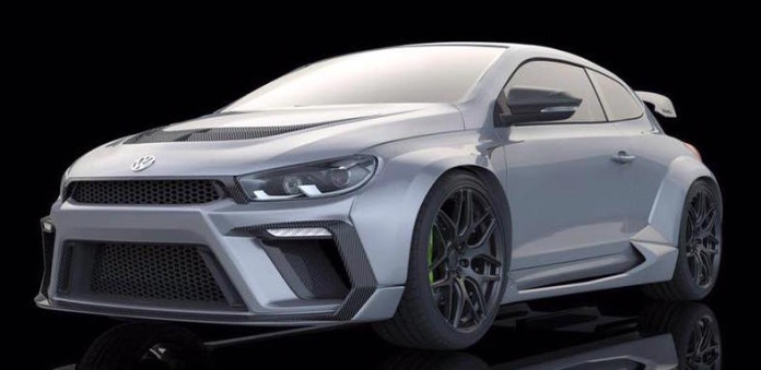 VW Scirocco R by Aspec (1)