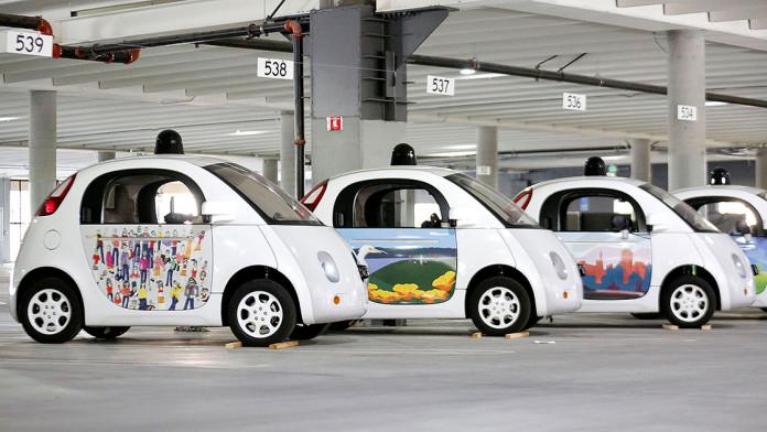 google autonomous