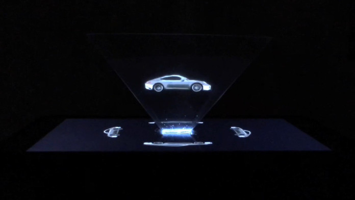 porsche-debuts-hologram-ad-for-new-911