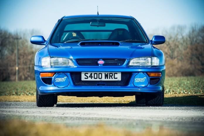 1998 Subaru Impreza 22B STi front HR