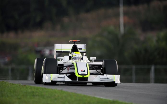 2009 Malaysia F1 GP Brawn