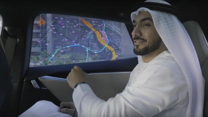 Dubau autonomous Transportation Strategy