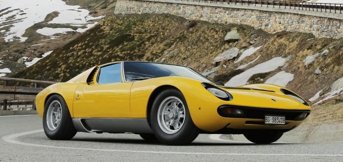 Lamborghini Miura turns 50 (1)