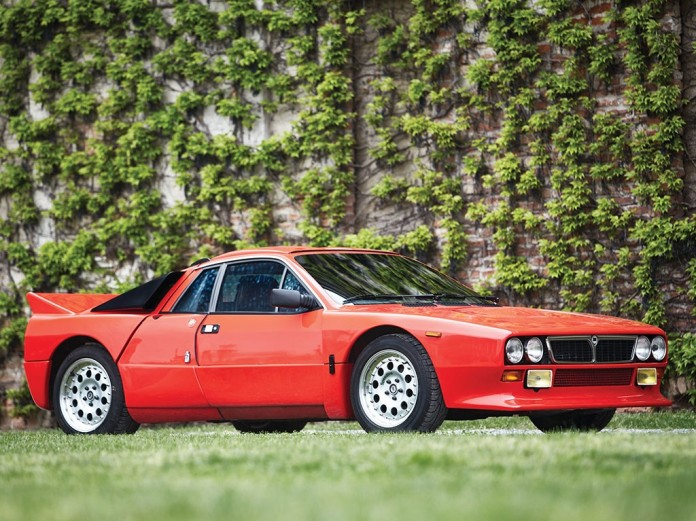 Lancia 037 Stradale in auction (1)