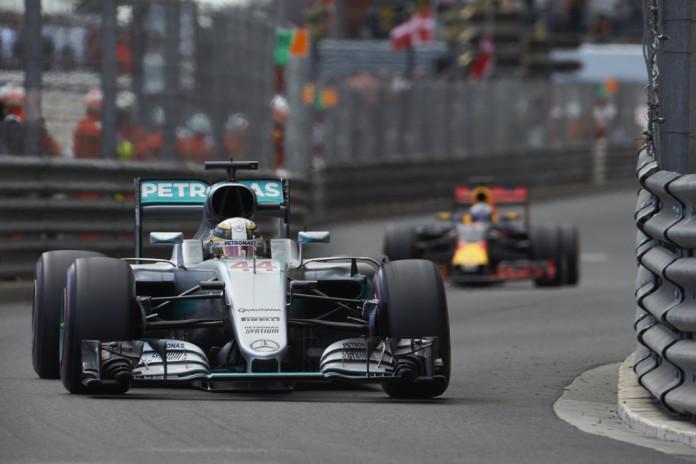 2016 Monaco Grand Prix, Sunday