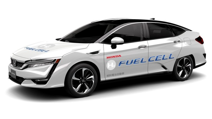 autonomous-honda-clarity-fuel-cell