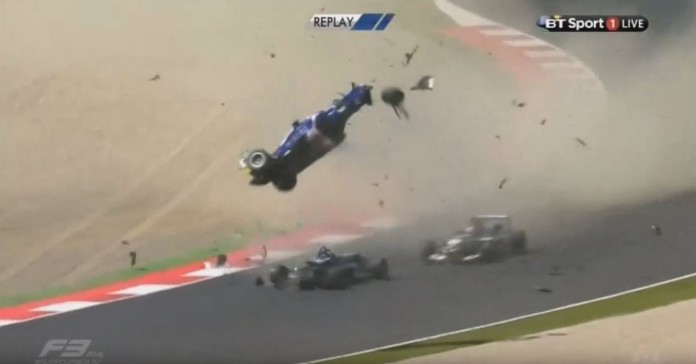 f3 crash