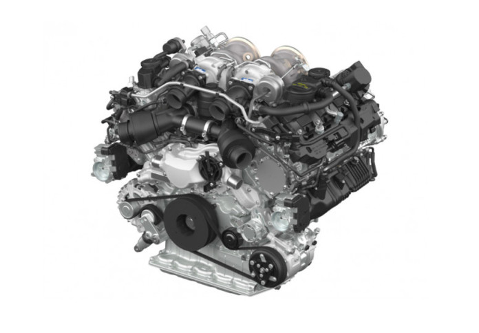 porsche_biturbo_v8_engine