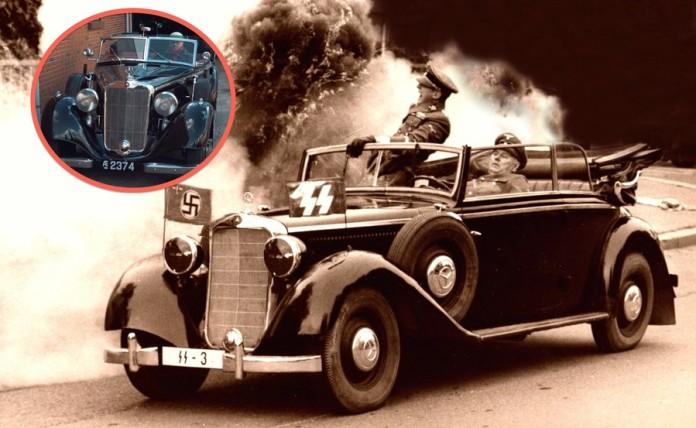 1938-Mercedes Typ 320 cabriolet