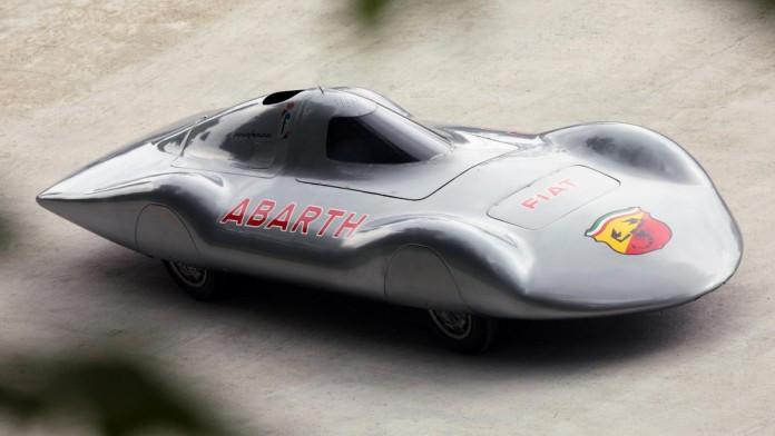 1960 Abarth 1000 Bialbero Record Car La Principessa (1)