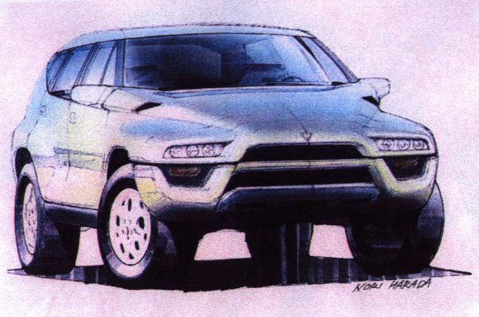 1997_Zagato_Lamborghini_LM003_Design-Sketch_01