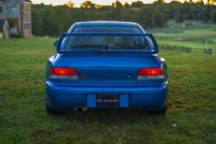 1998 Subaru Impreza 22b STi (2)