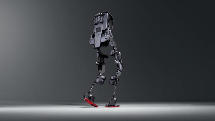 Exoskeletons by Ekso Bionics (2)
