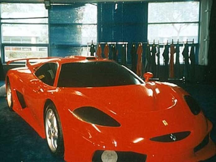 Ferrari F50 Bolide (2)