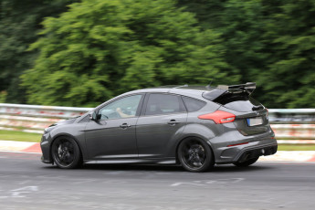 Ford Focus RS500 Spy photos (11)