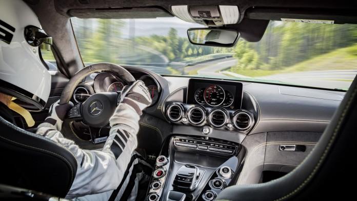 Mercedes-AMG GT R ( C 190), 2016