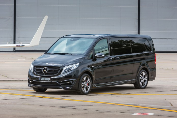 Mercedes V-Class by Larte Design (4)