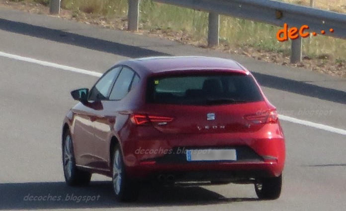Seat Leon Facelift (1)