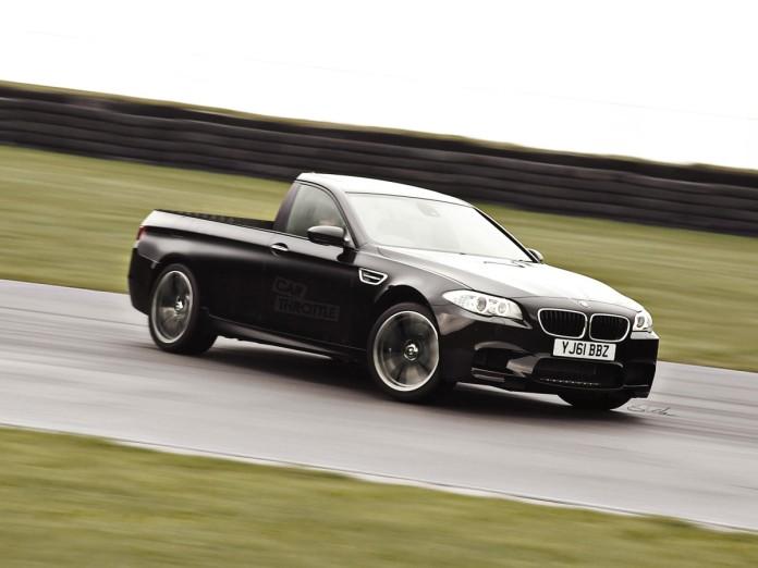 BMW-M5-Pickup
