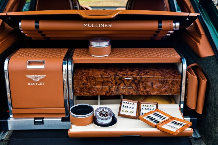 Bentley Bentayga Fly Fishing by Mulliner (8)