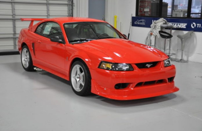Ford Mustang Cobra R 1985 for sale (77)