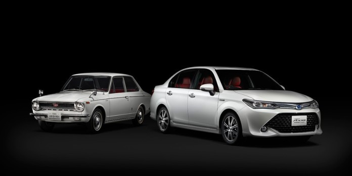 Toyota Corolla Axio Sedan 50 anniversary (2)
