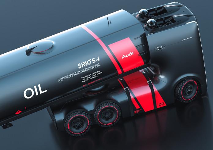 Truck for Audi concept studies (11)