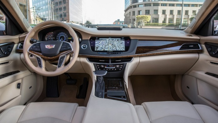 2016 Cadillac CT6, Los Angeles, CA