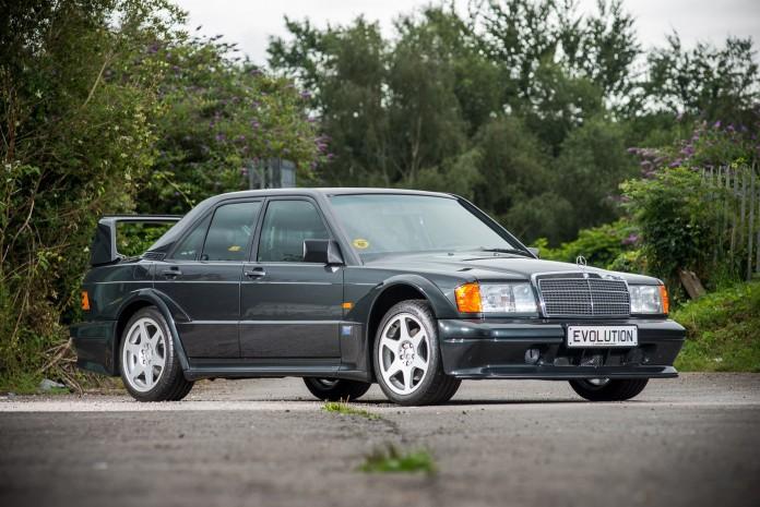 1990 Mercedes-Benz 190 Evolution II (1)