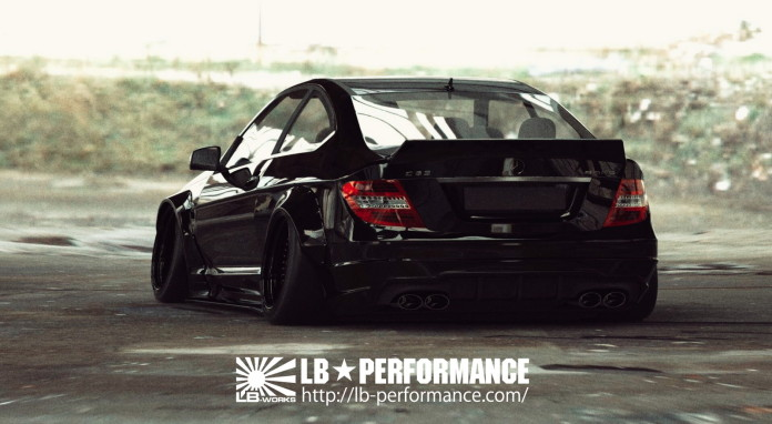 2012_Mercedes_Benz_C63_AMG_Coupe_by_Liberty_Walk_02