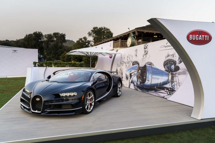 Bugatti Chiron Pebble Beach 2016 (2)