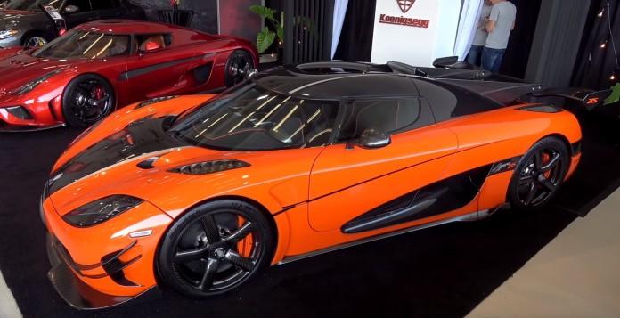Koenigesegg Agera XS