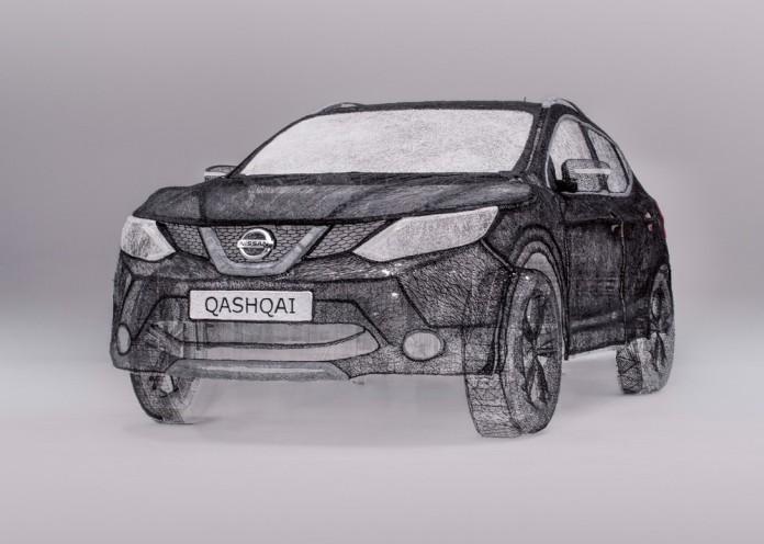 Nissan 3D Qashqai Black Edition (7)