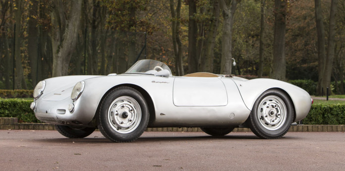 Porsche 550 RS Spyder in auction (10)